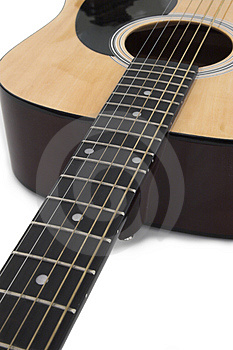Acoustic Guitar Royalty Free Stock Photography - Image: 846077