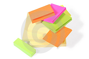 Blank Notes Stock Images - Image: 846584