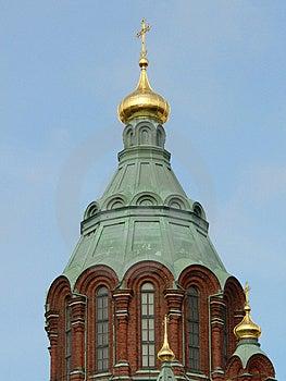 Uspensky Cathedral, Helsinki, Finland Stock Image - Image: 846671
