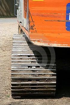 Vehicle Track Stock Image - Image: 848771