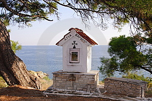 Little Chapel Stock Photography - Image: 8401112