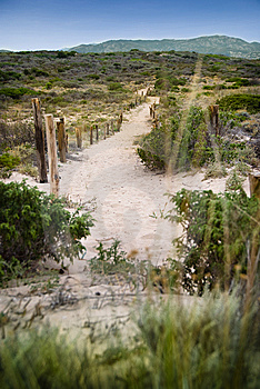 Sardinian Landscape Royalty Free Stock Photos - Image: 8401308