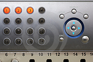 Control Buttons 3 Royalty Free Stock Photography - Image: 8401637