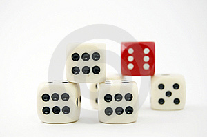 Gamble Stock Image - Image: 8402121