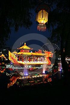 Chinese Lantern Festival Stock Images - Image: 8402254