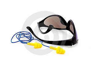 Industrial Safety Equipment Royalty Free Stock Image - Image: 8402856