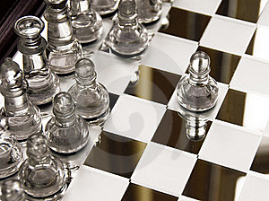 Chessboard Stock Photo - Image: 8403910