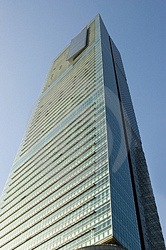Skyscrapers In China Stock Images - Image: 8404294