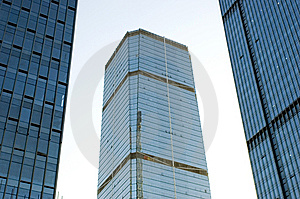 Skyscrapers In China Stock Photography - Image: 8404362