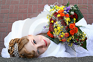 Bride Royalty Free Stock Image - Image: 8404546