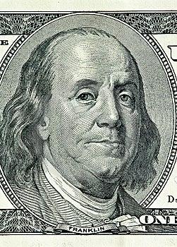 100 Täta Dollar Upp Arkivfoton - Bild: 8404813