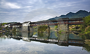 Ancient Bridge Royalty Free Stock Photos - Image: 8405148