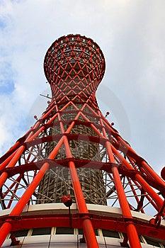 Kobe Port Tower Stock Images - Image: 8405874
