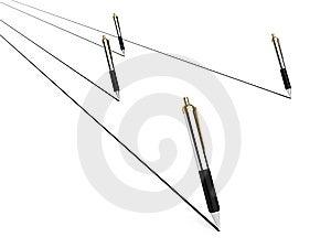 Racing Pens Stock Photography - Image: 8407992