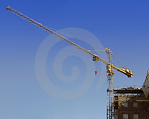 Construction Machinery Stock Image - Image: 8408321
