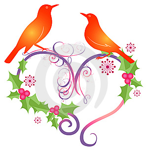 LoveBirds Royalty Free Stock Images - Image: 8408479