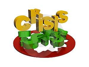 The World  Financial Crisis Royalty Free Stock Photos - Image: 8411188