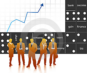 Business People Stock Photos - Image: 8411743
