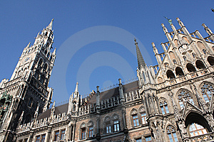 Germany. Munich. Stock Image - Image: 8412211