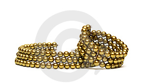 Bracelet And Beads Stock Image - Image: 8412351