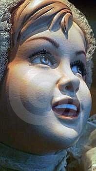 Decorative Doll Royalty Free Stock Photos - Image: 8412918
