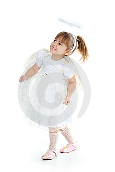 Innocent Royalty Free Stock Photography - Image: 8413277