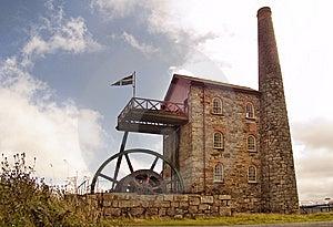 Cornish Tin Mine Stock Image - Image: 8413851