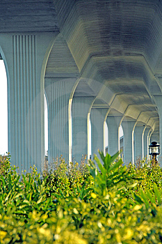 Under Bridge Stock Images - Image: 8414584