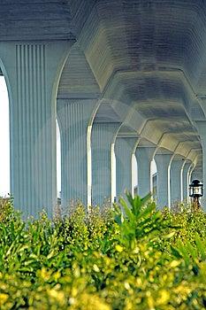Debajo Del Puente Imagenes de archivo - Imagen: 8414584