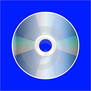 Cd Vector Stock Images - Image: 8414624