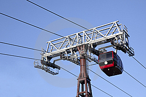 Cable Car Royalty Free Stock Image - Image: 8416336