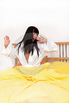 Bedtime Royalty Free Stock Image - Image: 8417286