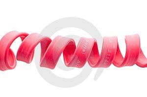 Serial Ata Computer Pink Cord Stock Photos - Image: 8418493