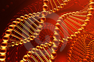 Dna Spiral Royalty Free Stock Photography - Image: 8418517