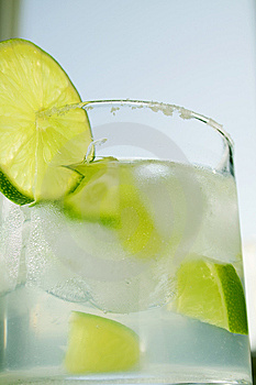 Close Up Cool Freshness Coctail Royalty Free Stock Photos - Image: 8419148