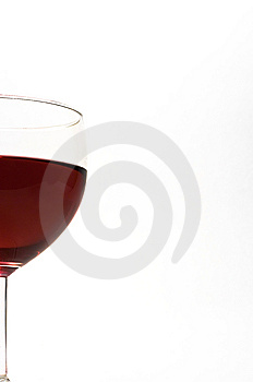 Wine Glass Left Stock Photos - Image: 8419923