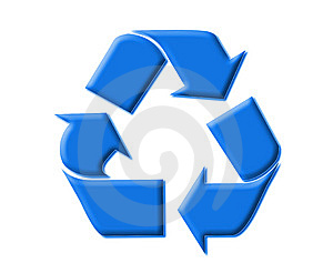 Recycle Symbol Stock Photos - Image: 8420693