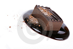 Chocolate Block Stock Images - Image: 8421454