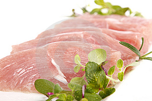 Turkey Breast Stock Photo - Image: 8421840