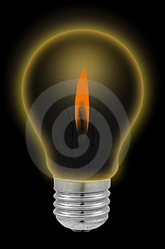 Bulb Royalty Free Stock Image - Image: 8422676