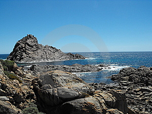 Sugarloaf Rock Stock Photography - Image: 8423002