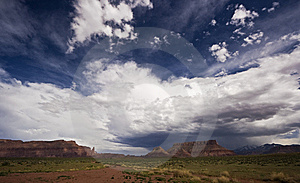 Landscape Of Utah Royalty Free Stock Images - Image: 8423759