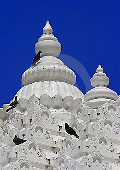 Jain Temple Tower Stock Photography - Image: 8423902