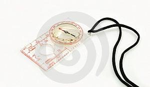 Compass Stock Image - Image: 8424881