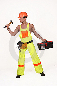 Electrician Stock Images - Image: 8425404