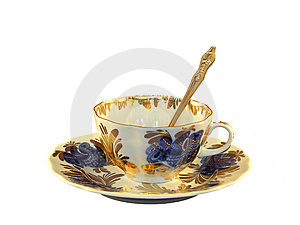 Circle For Tea Royalty Free Stock Photography - Image: 8426197