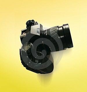 Analog Photo Camera Royalty Free Stock Photo - Image: 8427385