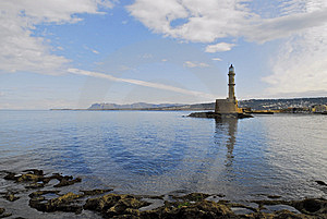 Lighthouse Stock Image - Image: 8427741