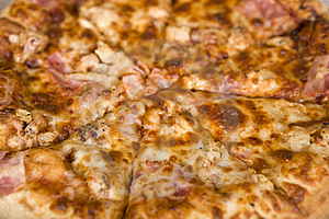 Pizza Stock Image - Image: 8427911