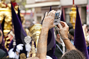 Compact Camera Stock Photos - Image: 8427913